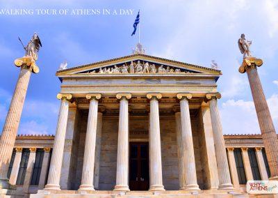 Why Athens Half Day Walking Tours Academia