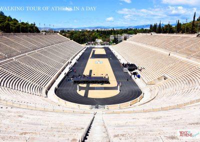 ATHENS IN A DAY TOUR PANATHENAIC STADIUM