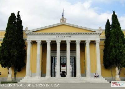 ATHENS IN A DAY TOUR ZAPPEION