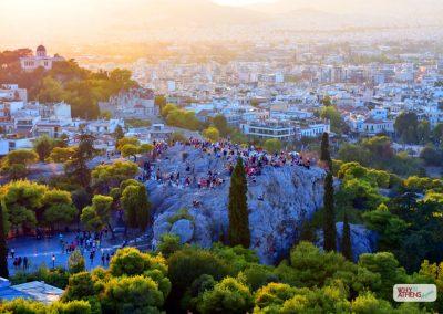 Acropolis Ancient Agora Walking Tour Areopagus