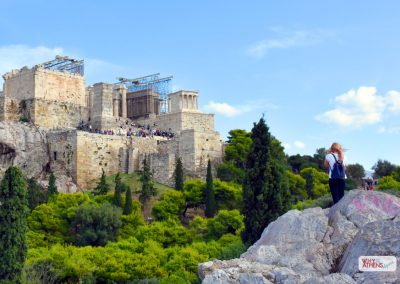 Acropolis Ancient Agora Walking Tour Areopagus I
