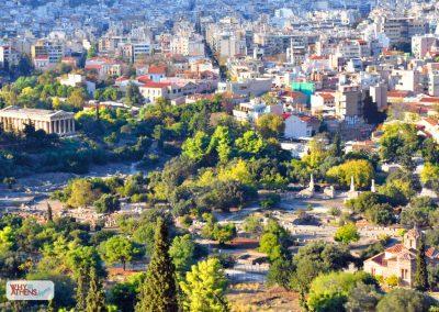 Acropolis Ancient Agora Walking Tour I