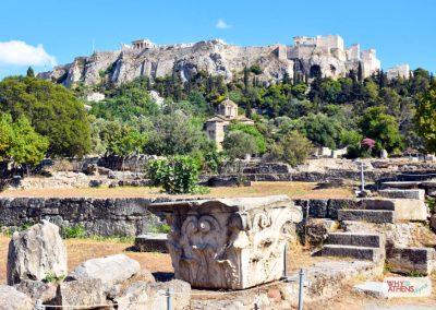 Acropolis Ancient Agora Walking Tour III