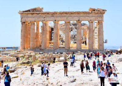 Acropolis Ancient Agora Walking Tour Parthenon I