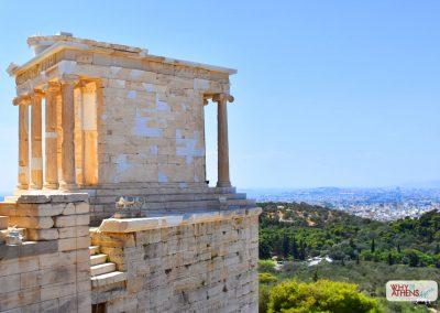 Acropolis Ancient Agora Walking Tour Temple Nike