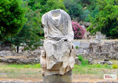 Acropolis Ancient Agora Walking Tour V