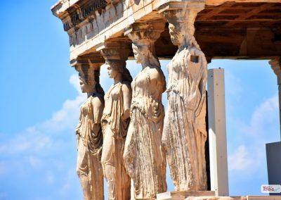 Acropolis Athens Photography Tour Caryatids