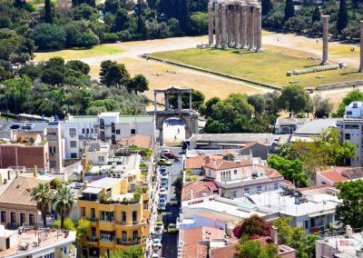 Acropolis Athens Photography Tour Hadrian Olympus