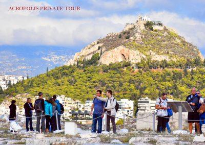 Athens Acropolis Tour Families Lycabettus Hill