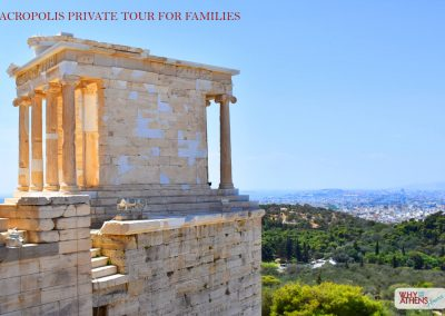 Athens Acropolis Tour For Families Temple Nike