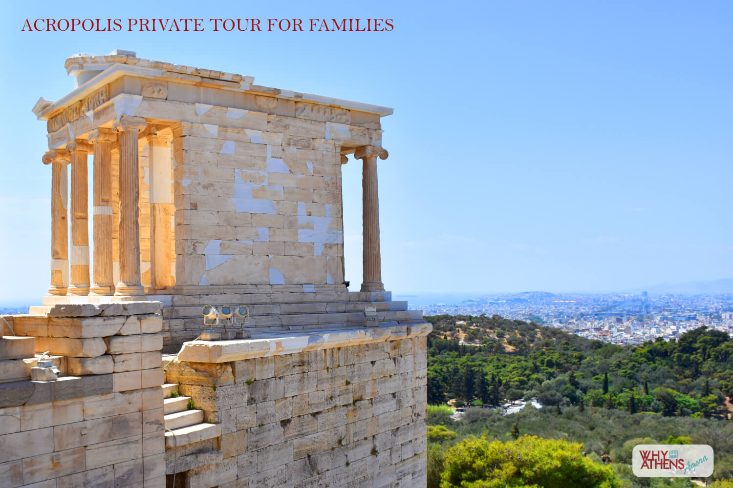 Acropolis In Athens Facts For Kids