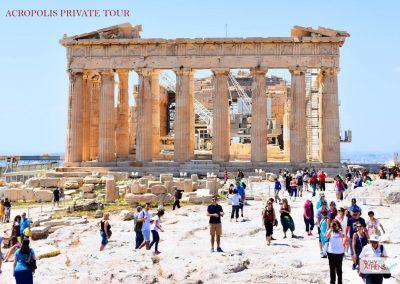 Athens Acropolis Tour Parthenon-2