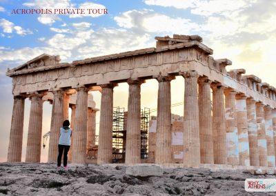 Athens Acropolis Tour Parthenon