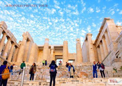 Athens Acropolis Tour Propylaea II