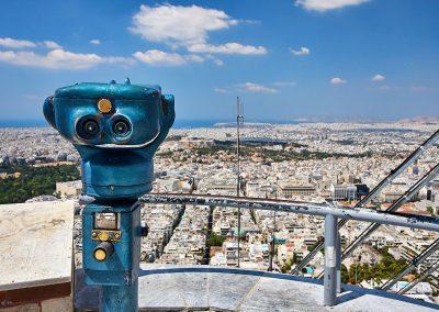 Athens Street Photography Tour Binoculars