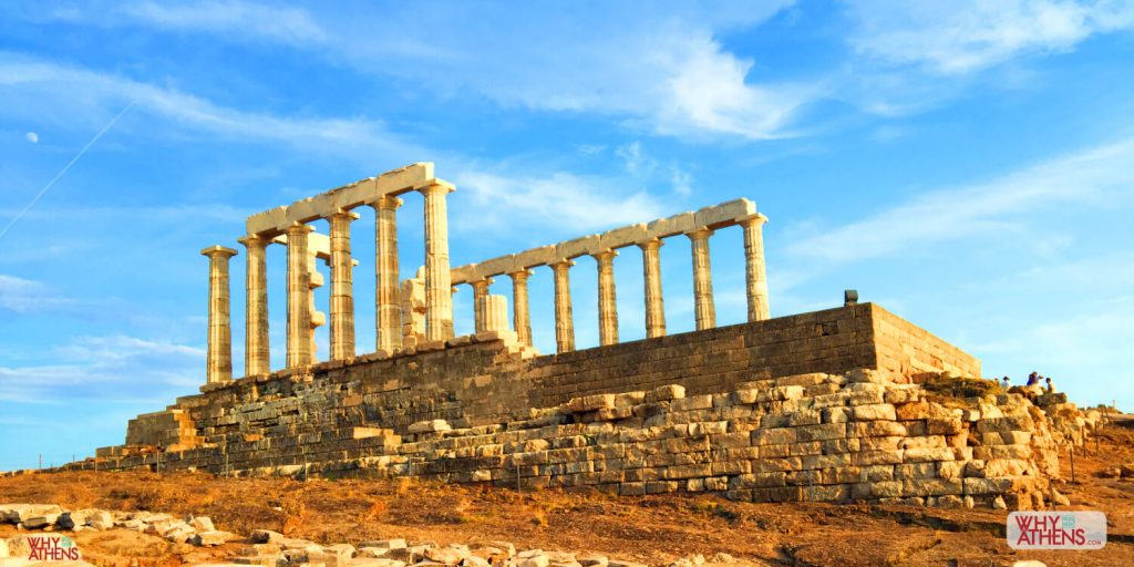 Cape Sounio Sunset Tour Temple Poseidon
