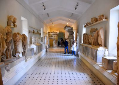 EPIDAURUS ARCHAEOLOGICAL MUSEUM