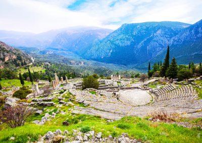 Delphi Tour Day trip Athens