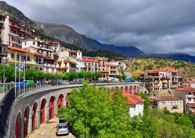 Delphi Tour Day Trip Arachova