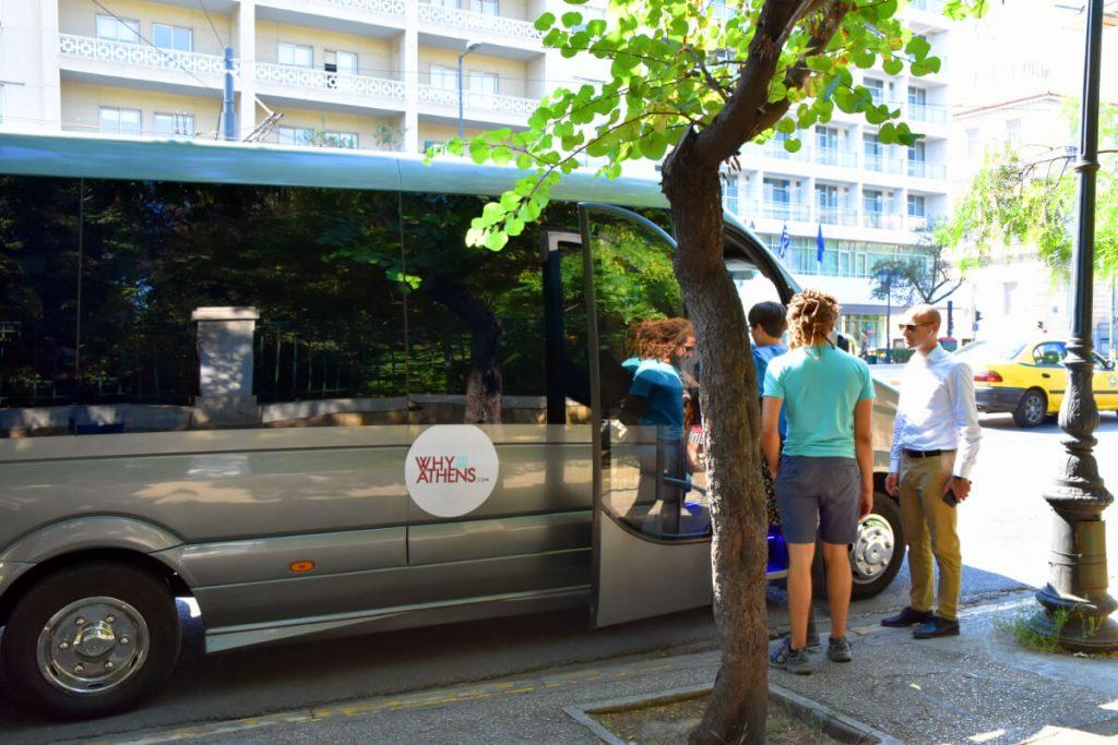Epidaurus Theatre Bus