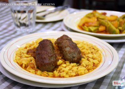 FOODIES TOUR OF ATHENS AUTHENTIC GREEK FOOD