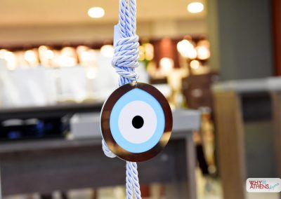 Greek Gouri Baby Blue Eye I