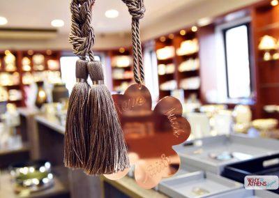 Greek Gouri Gift Clover Copper I