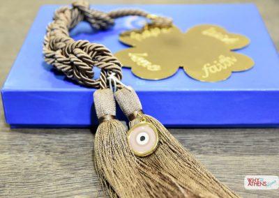 Greek Gouri Gift Clover Copper II