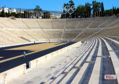 HALF DAY ATHENS TAXI TOUR PANATHENAIC