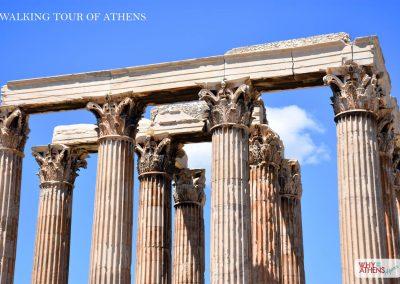 HALF DAY TOUR OF ATHENS OLYMPIAN ZEUS VII