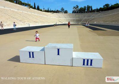 HALF DAY TOUR OF ATHENS PANATHENAIC STADIUM TRACK
