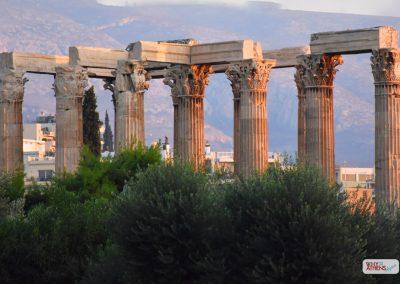 Landmarks Athens Photography Tour Olympian Zeus