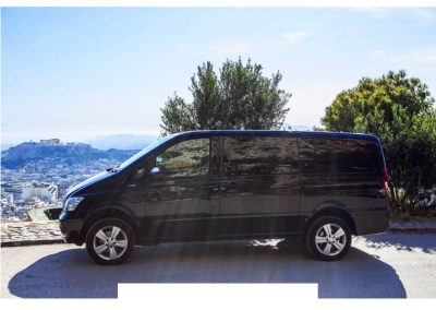 Mercedes Mini Van Athens Transfers