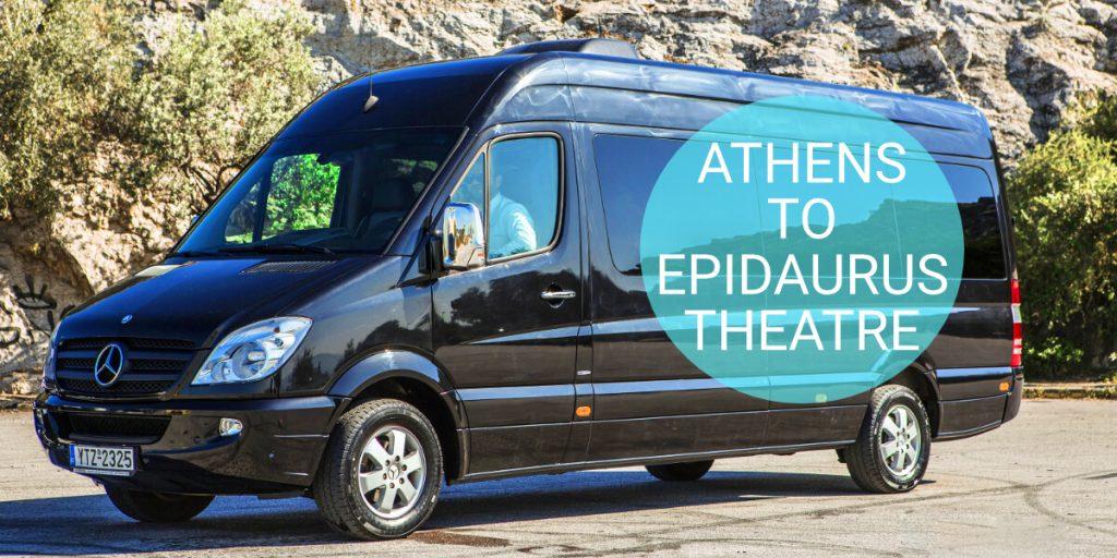 Mini Bus Epidaurus Theatre Transfer Athens Festival