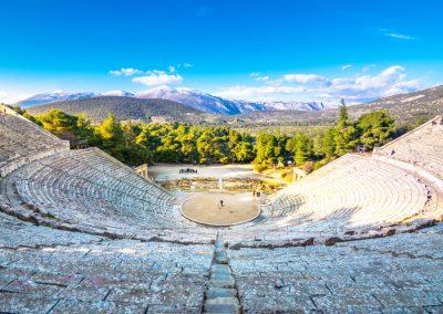 Mycenae Epidaurus Nafplion Day Trip