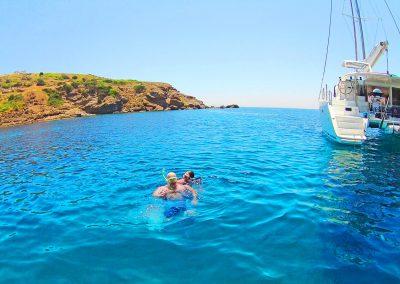 Private Catamaran Cruise Athens