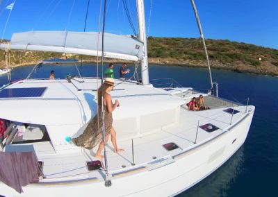 Private Charter Catamaran Cruise in Athens