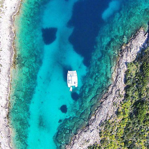 Sailing Athens Riviera Catamaran Cruise