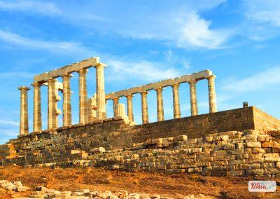 Temple of Poseidon Day Trip Athens Sounio I