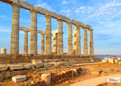 Temple of Poseidon Day Trip Athens Sounio II