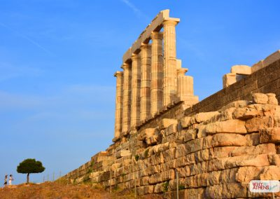 Temple of Poseidon Day Trip Athens Sounio IX