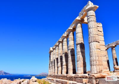 Temple of Poseidon Day Trip Athens Sounio X