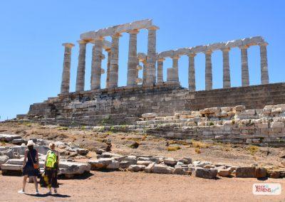 Temple of Poseidon Day Trip Athens Sounio XI